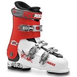 Roces Idea Free Adjustable Alpine Ski Boots (22.5-25.5) - Kids' 2020