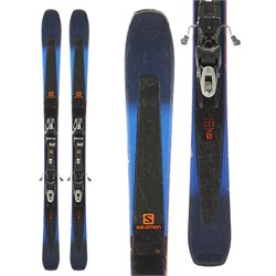 Salomon XDR 88 Ti Skis ​+ Tyrolia SP10 Demo Bindings  - Used
