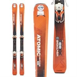 Atomic Vantage 83 CTI Skis + Atomic Warden 13 Demo Bindings  - Used
