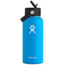 Hydro Flask 32oz Wide Mouth Flex Straw Lid Water Bottle