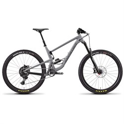 Santa Cruz Bicycles Bronson A R Complete Mountain Bike 2019
