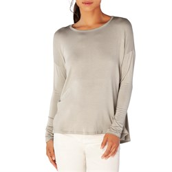 Beyond Yoga Draw The Line Tie Back Pullover - Women's