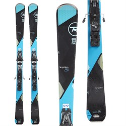 Rossignol Temptation 84 Skis ​+ Salomon Z12 Demo Bindings - Women's  - Used