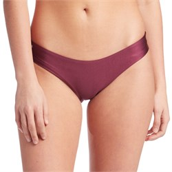 Maaji Beach Plum Sublime Signature Reversible Bikini Bottoms - Women's