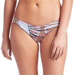 Maaji Champagne Sublime Signature Bikini Bottoms - Women's