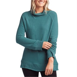 Z Supply The Soft Spun Mock Neck Pullover Top - Women's