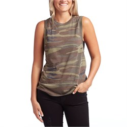 Z Supply The Camo Muscle Tank Top - Women's