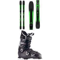 14d7cad6141f Salomon XDR 78 ST Skis + Mercury 11 Bindings + Salomon X Pro 100
