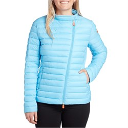 Save the Duck Asym Zip Jacket - Women's