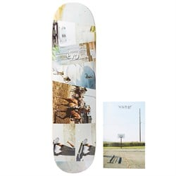 evo The Big Fly Out 8.0 Skateboard Deck