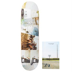 evo The Big Fly Out 8.25 Skateboard Deck