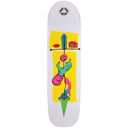 Welcome Obelus on Son of Planchette 8.38 Skateboard Deck
