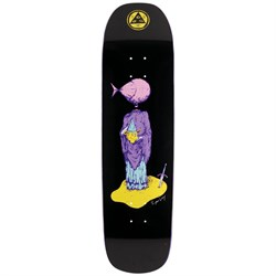 Welcome Light-Headed on Stonecipher 8.6 Skateboard Deck
