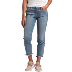 Parker Smith Shark Bite Straight Jeans - Women's