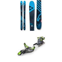 Fischer Ranger 102 FR Skis ​+ G3 Zed 12 with Leash Alpine Touring Ski Bindings 2019