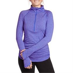 The North Face Motivation Stripe 1/2 Zip Top - Women's