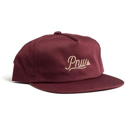 The Great PNW Royal Unstructured Hat