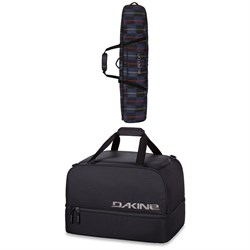 Burton Wheelie Gig Snowboard Bag ​+ Dakine Boot Locker Bag 69L