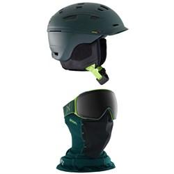 Anon Prime MIPS Helmet + Anon M4 Toric MFI Goggles