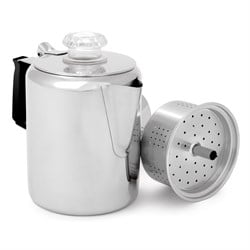 GSI Outdoors Glacier Stainless 3 Cup Percolator