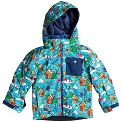 Quiksilver Mr Men Little Mission Jacket - Little Boys'