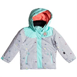Roxy Anna Little Miss Snow Jacket - Little Girls'