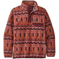 Patagonia Lightweight Synchilla Snap-T Pullover Fleece - Girls'