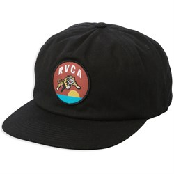 RVCA Prowler Snapback Hat