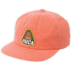 RVCA Boneyards Snapback Hat