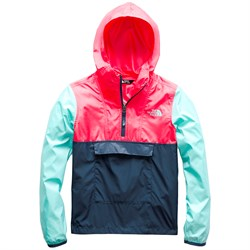 The North Face Fanorak Pullover Jacket - Girls'