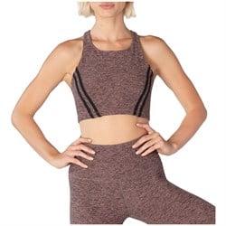 Beyond Yoga Stripe Down Cropped Tank Top - Women's