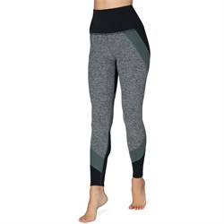 Beyond Yoga Colorblocked High Waisted Long Leggings - Women's