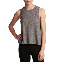 Beyond Yoga Knot So Fast Cropped Tank Top - Women's