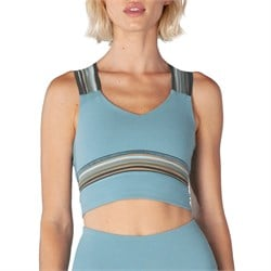 Beyond Yoga Get Your Filament Cropped Tank Top - Women's