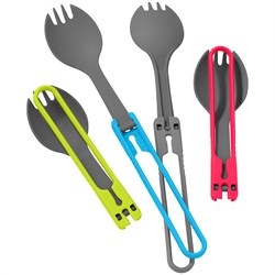 MSR 4 Piece Spork Utensil Set