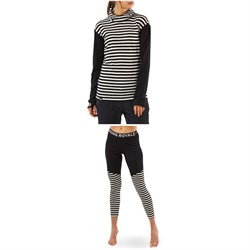MONS ROYALE Yotei BF Powder Hood Top ​+ Christy Leggings - Women's
