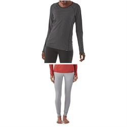 Patagonia Capilene® Midweight Base Layer Set - Women's