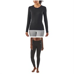 Patagonia Capilene® Thermal Weight Crew Top - Women's + Patagonia Capilene® Thermal Weight Pants - Women's