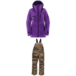 The North Face Fuse Brigandine Jacket ​+ Bibs - Women's