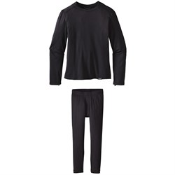 Patagonia Capilene Crewneck Top - Big Boys' ​+ Patagonia Capilene Pants - Big Boys'
