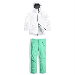The North Face Freedom Jacket + Freedom Pants - Girls'