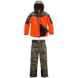 The North Face Chakal Jacket + Pants - Boys'