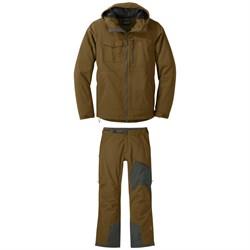 Outdoor Research Blackpowder II Jacket + Pants