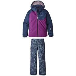 Patagonia Snowbelle Jacket + Pants - Big Girls'