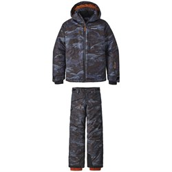 Patagonia Snowshot Jacket ​+ Pants - Big Boys'