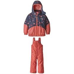 Patagonia Snow Pile Jacket + Bib Pants - Toddlers'