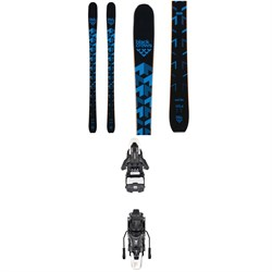 Black Crows Vertis Skis ​+ Atomic Shift MNC 13 Alpine Touring Ski Bindings 2019