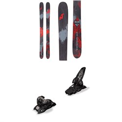 Nordica Enforcer 110 Skis ​+ Marker Griffon 13 ID Ski Bindings 2019