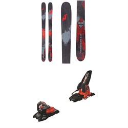 Nordica Enforcer 110 Skis ​+ Marker Jester 18 Pro ID Ski Bindings 2019