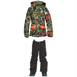 Nikita Hawthorne Jacket + Cedar Pants - Girls'